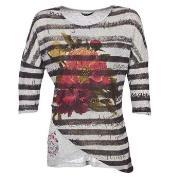Långärmade T-shirts Desigual  ZHERO