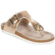 Sandaler Only  ONLMATHILDA METALLIC TOE SPLIT SANDAL