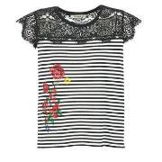 T-shirts med korta ärmar Desigual  GRIZELLU