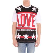 T-shirts med korta ärmar Love Moschino  M47321UM3876