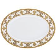 Versace I love Baroque uppläggningsfat Bianco