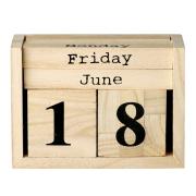 Bloomingville kalendertärningar trä