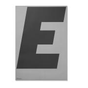 Grey poster E