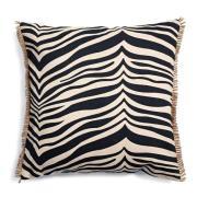 Zebra kudde 50x50 cm Svart