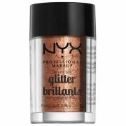 NYX Professional Makeup Face & Body Glitter (olika nyanser) - Copper