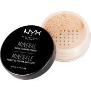 Mineral Matte Finishing Powder  8g NYX Professional Makeup Puder