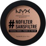 NOFILTER Finishing Powder,  NYX Professional Makeup Puder