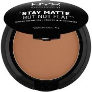 NYX PROFESSIONAL MAKEUP Stay Matte Not Flat Powder Foundation Cocoa