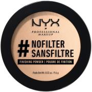 NYX PROFESSIONAL MAKEUP Nofilter Finishing Powder Light Beige