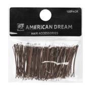American Dream Straight Grips Brown 5cm