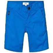 BOSS Twill Shorts Blå 4 years