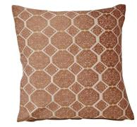 Day home Refine Cushion Cover Kuddfodral Bomull 20x25 cm Tan